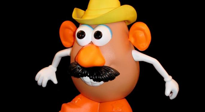 Hasbro To Turn Mr. Potato Head Into A Gender-Neutral Spud