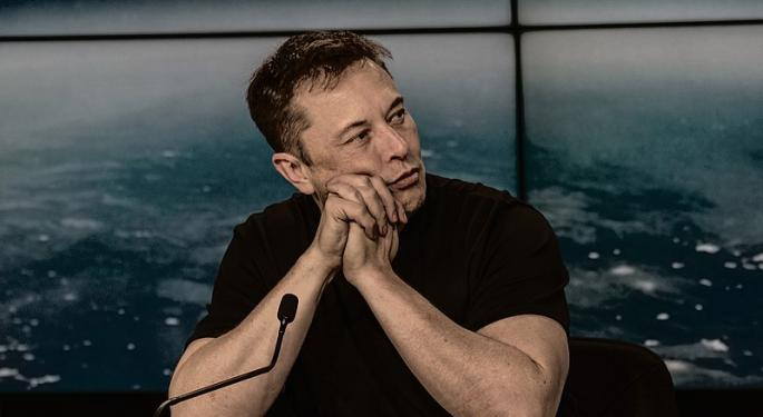Elon Musk On Tesla's Approach To Innovation: Don't Play With The Same Old Chess Pieces