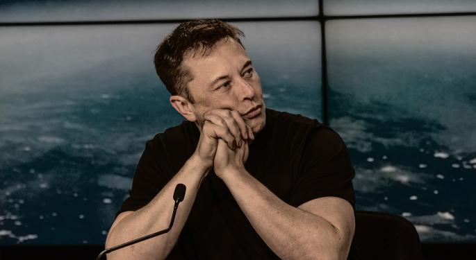Elon Musk Says Tesla Open To Merger With Legacy Automakers But Won't Attempt Hostile Takeover