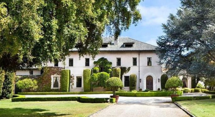 Elon Musk Fails To Get Buyer For $37.5M Bay Area Mansion