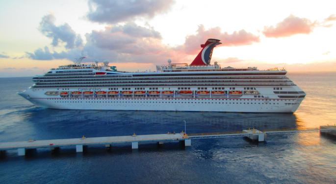 A Pair Trade In Cruiselines: Carnival Upgraded, Norwegian Downgraded