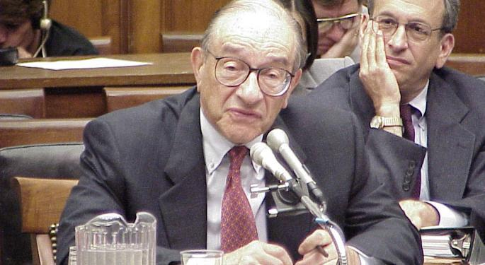 This Day In Market History: Alan Greenspan Issues Dot-Com Bubble Warning