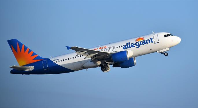 Buckingham Expects Allegiant To Soar In Second Half Of 2018