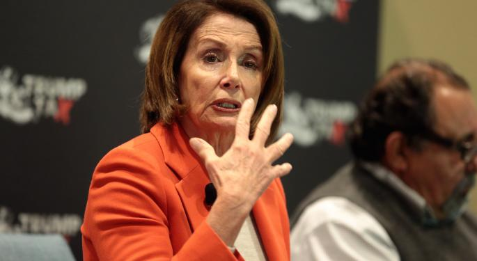 Pelosi Says House To Vote On War Powers Resolution To Limit Trump On Iran