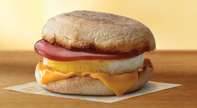 As Wendy's Launches Breakfast, McDonald's Declares Monday 'National Egg McMuffin Day'