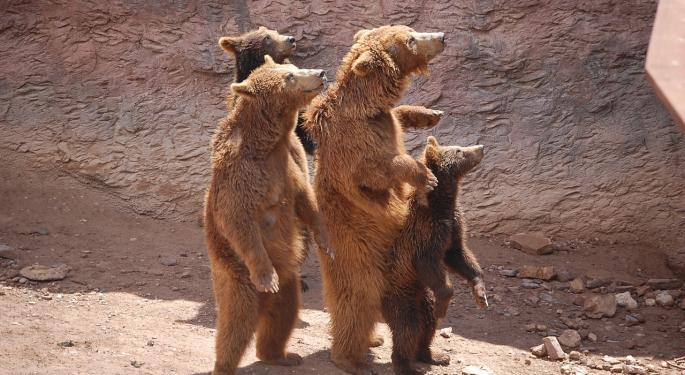 4 Very Bearish Trades This Hedge Fund Is Making