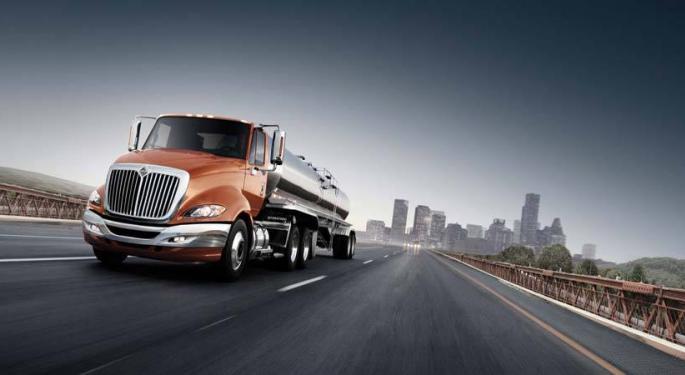 Navistar Recalls More Than 24,000 International-Brand Trucks For Exhaust Pipe Defect