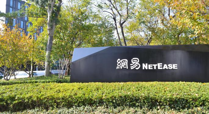 Chinese Internet Giant NetEase's Shares Surge In Hong Kong On Debut