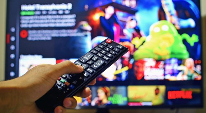 Netflix supera las estimaciones de ventas para el 4T