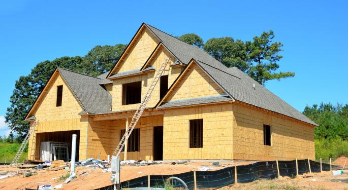 JPMorgan Answers Questions On The Homebuilder Sector, Projects 'More Modest' 2018
