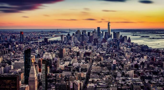 Buy Goldman, Sell Morgan: A Wall Street Pair Trade
