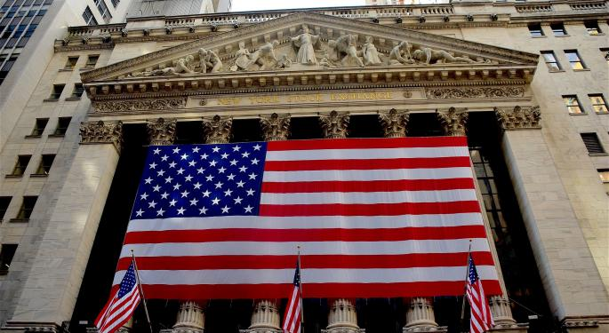 US GDP Exceeds Expectations At 3.2%