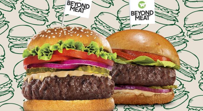 Beyond Meat Promises 'Juiciest' And 'Meatiest' Burgers