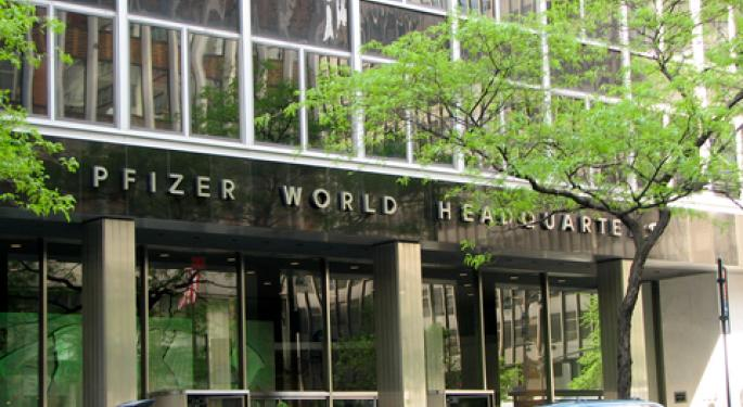 Pfizer: SEC Foreign-Bribery Unit Has Formally Asked Company For Info