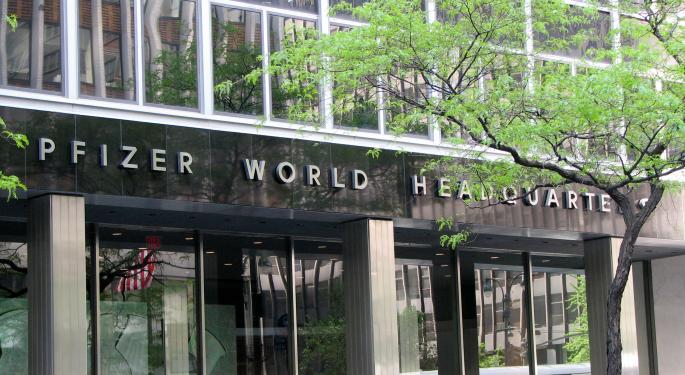 Pfizer Buys Allergan In Largest Healthcare Deal Ever