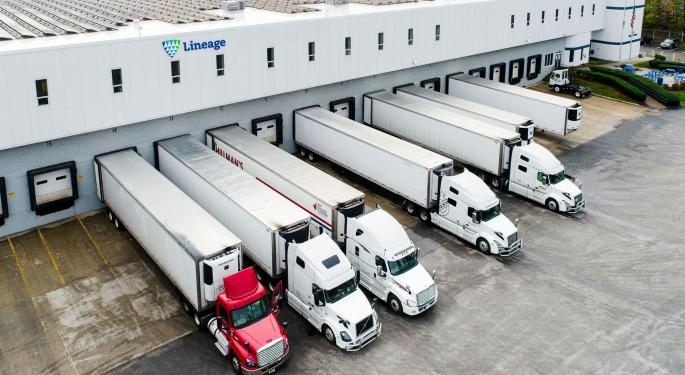 Rail Roundup: Lineage, Patriot Make Acquisitions; CP, CN Set Records
