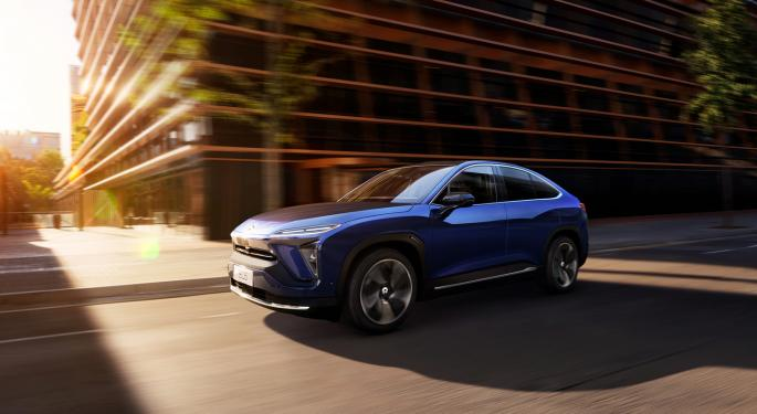 Nio June Deliveries Jump 179%, Q2 Sales Exceed Guidance