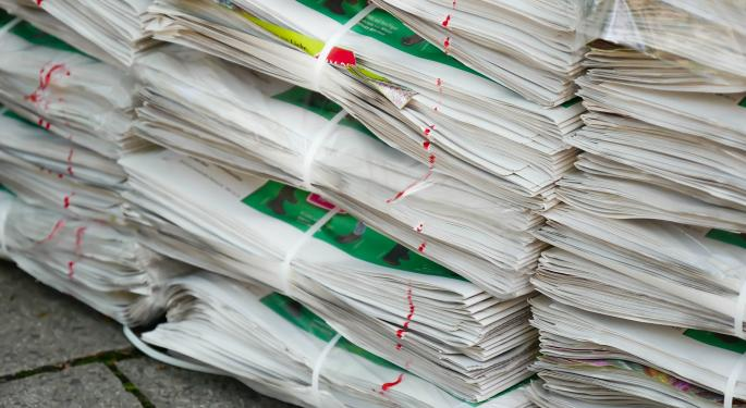 The Paper Industry's Activism In The Face Of Digitization