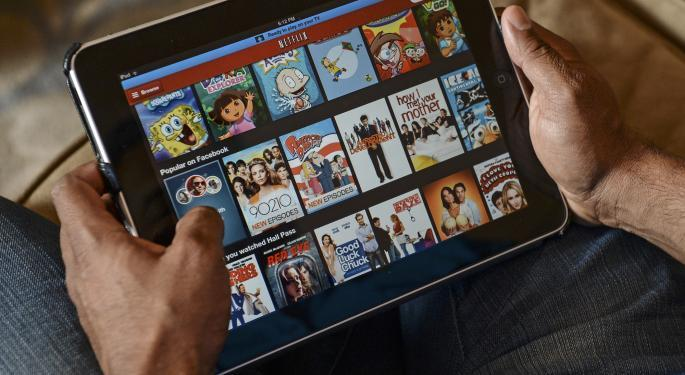 DiClemente: Netflix's Real Advantage Is This