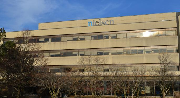 Nielsen Offloads Its Global Connect Business To Private Equity For $2.7B