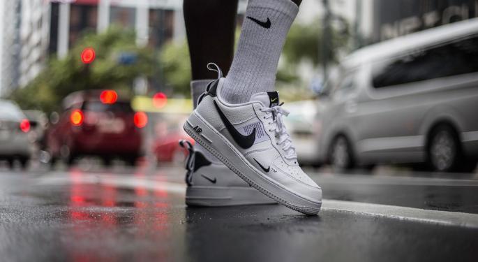 Mike Khouw Updates His Nike Options Trade