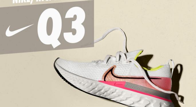 PreMarket Prep Stock Of The Day: Nike