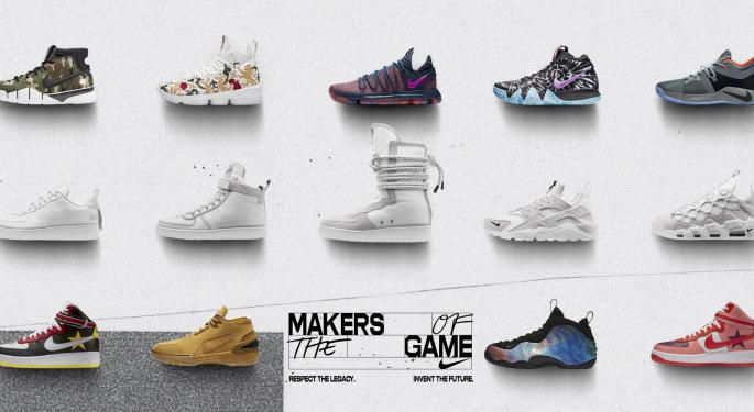 Nike's Innovation Pipeline Fuels Analyst Optimism Ahead Of Q3 Report, Despite Management Shake-Up