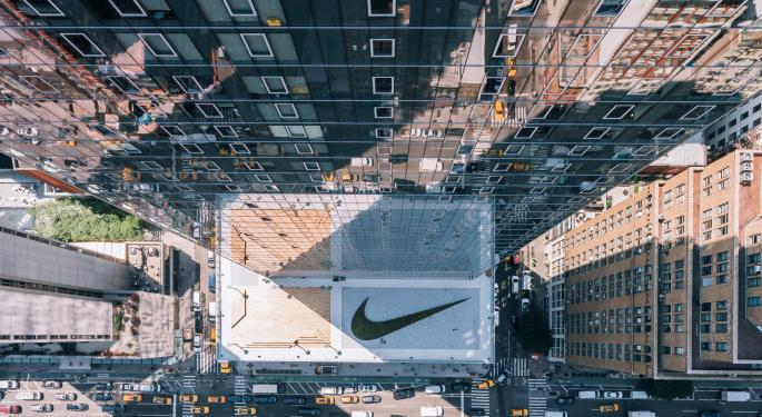 Just Not Doing It: Look For Nike Shares To Trade Range Bound Ahead Of Investor Day