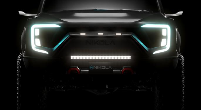 Nikola Surges Following GM Exec's Comments On EV Deal