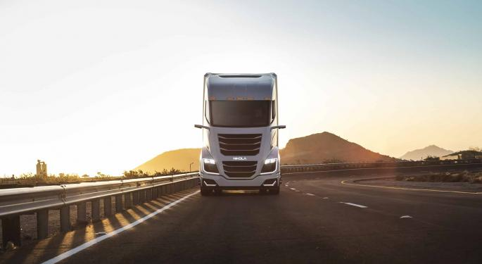 Nikola Loses Half As Much As Expected As Powersports Unit Dropped