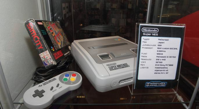 Nintendo Continues Nostalgia Gaming Trend With Super NES Release