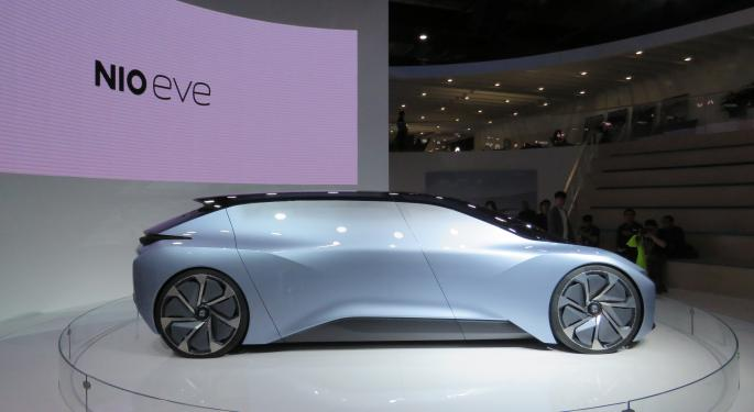 Chinese EV Maker Nio Plans Global Expansion Starting With Europe Later This Year
