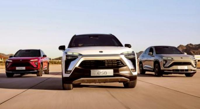 Can Nio Stock Go From $40 to $400 In 18 Months?
