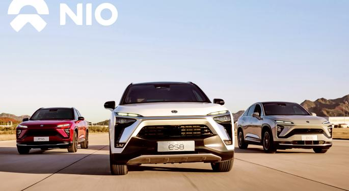 Nio Deliveries Jump 109% In November, Boosts Production Capacity To Keep Pace With Rising Demand