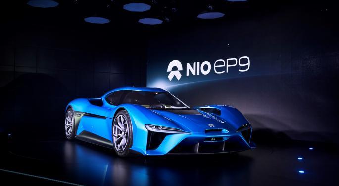 El CEO de Xpeng compró acciones de Nio en 2019