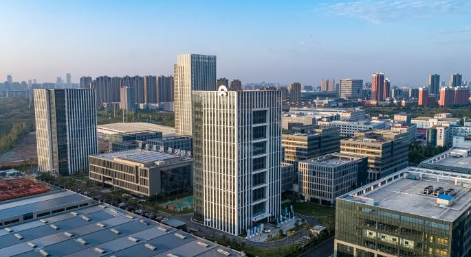 Nio China Headquarters Open In Hefei, EV Maker Completes 1M Power Swaps