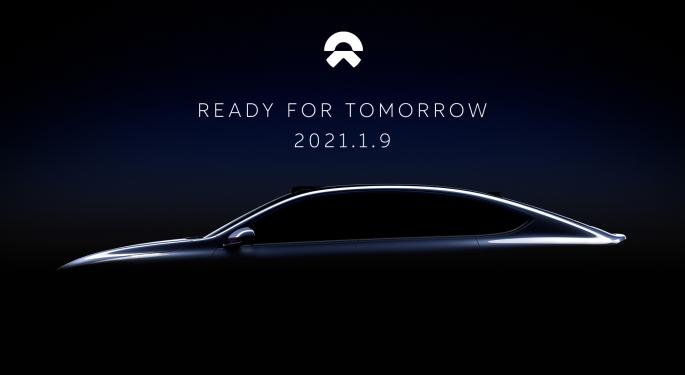 Nio's Sedan Launches Jan. 9: What We Know