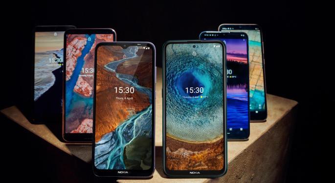 Nokia lanza smartphones 5G de entre 89$ y 415$