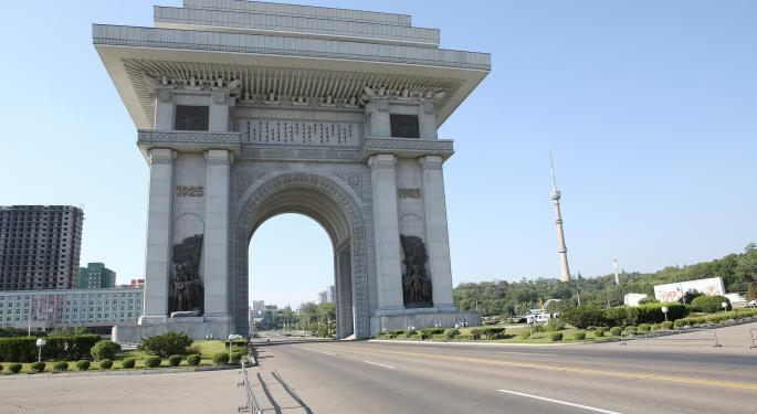 Report: North Korea Funding WMDs With Stolen Cryptos