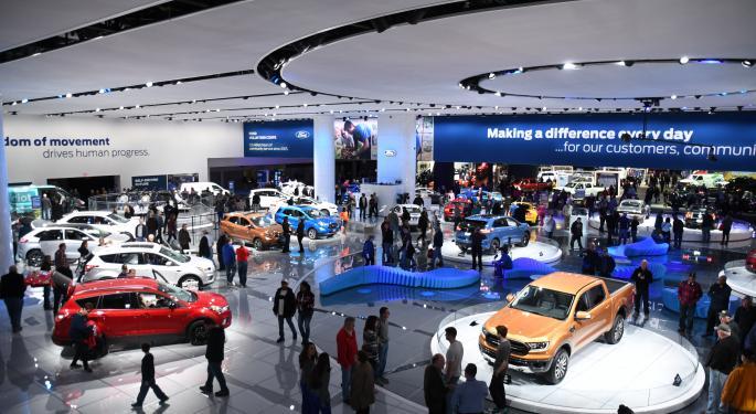Detroit Auto Show Canceled As Venue To Be Turned Into Temporary Coronavirus Hospital