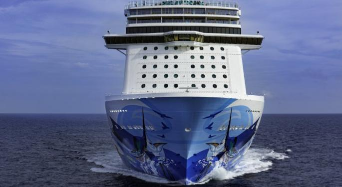 Norwegian Cruise Line Stock Gets Upgrade, 'Pent-up Leisure Demand' Among Reasons