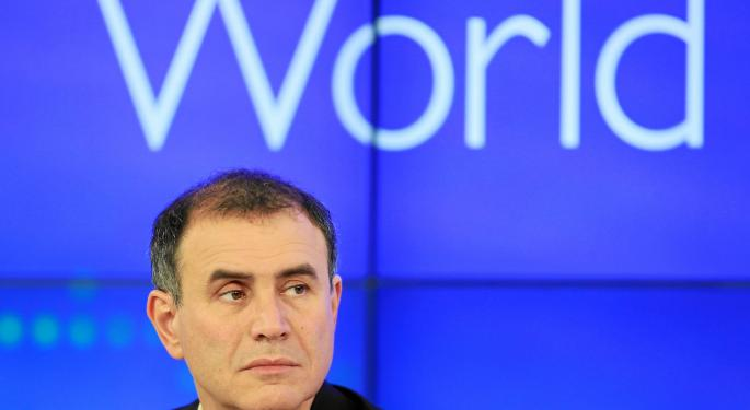 'Dr. Doom' Nouriel Roubini Talks About Possible 40% Fall In Global Markets, Scapegoats, Trump