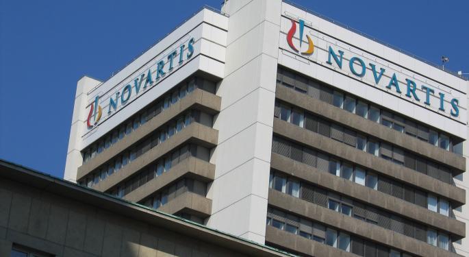Novartis Strikes Deal To Commercialize Molecular Partners' COVID-19 Drug Candidates
