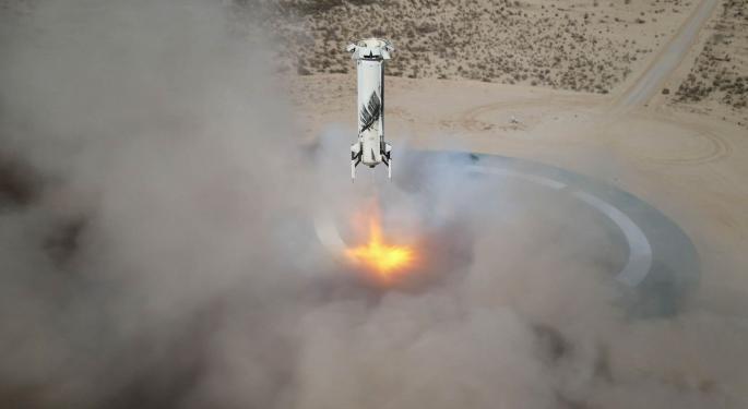 Bezos: hay que llevar las industrias contaminantes al espacio