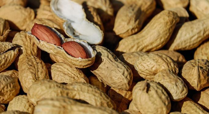 DBV Resubmits Regulatory Application For Peanut Allergy Drug, Stock Rallies