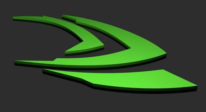 Trading de opciones de Todd Gordon para acciones de Nvidia