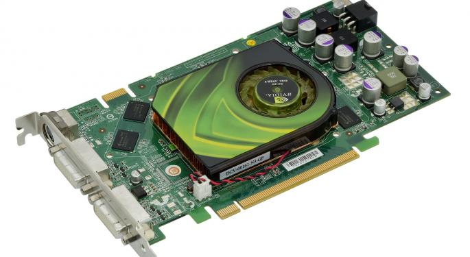 Oppenheimer Upgrades Nvidia: 'We See Continued Outsized Growth'