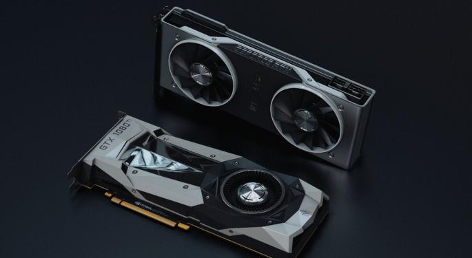 Nvidia recaudó 100-300M$ de minería de Ethereum