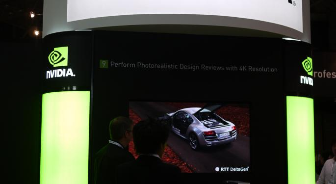 2 Options Strategies For Nvidia Ahead Of Earnings