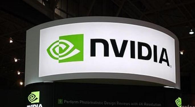 Nvidia Is 'Building The Industry Standard' For AI; Analyst Lifts Price Target To $250